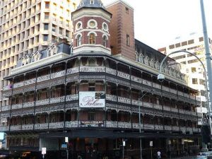 Base Brisbane Backpackers Central - Sydney Tourism