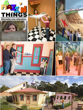 A Maze 'N Things - Sydney Tourism