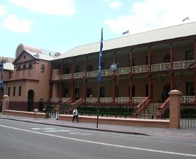 Parliament House - Sydney Tourism