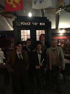 Dr Who Quiz Night - Sydney Tourism