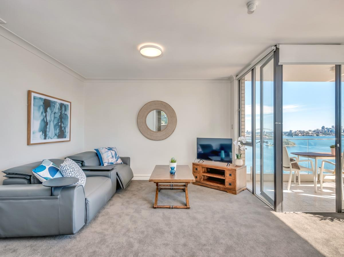 Panoramic Harbour Views And Unbeatable Comfort - Sydney Tourism